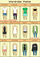 OUTFITS by ryansross