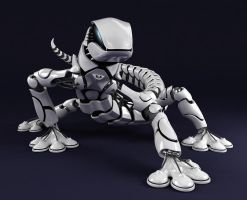 RoboLizard for NEWTON Systems by MohnArt