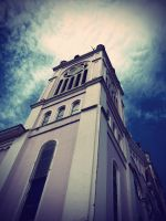 Baguio Cathedral by jamlamin