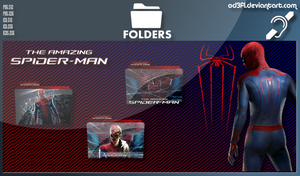 Folders - 2012 - The Amazing Spider-Man by od3f1