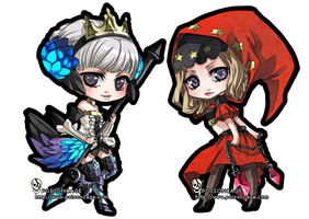 ::odin sphere-keychain design:: by rann-poisoncage