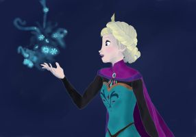Let It Go by beaktastic