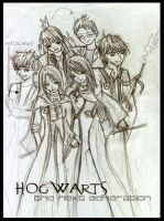 Hogwarts- the next generation by charquill