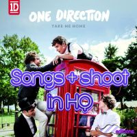One Direction Take me home CD + shoot in HQ by MoustachoEditions