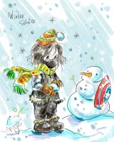 winter. soldier. by TatianaOnegina