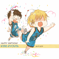 Kise bday 2015 by peppojay