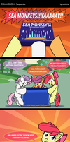 COM - SeaPonies (COMIC) by AniRichie-Art