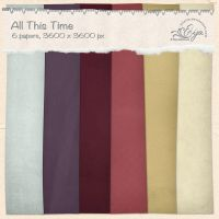All This Time paper pack by Eijaite