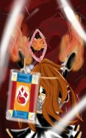 Wizard101 - Fighting a Dragon (Practice) by Khrisanthemum