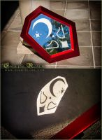 Mirror Shield - Zelda by pikminlink