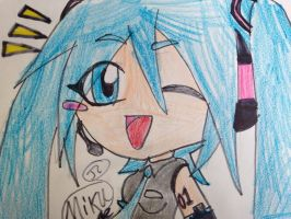 my fav music volcaloid is miku hatsune by Bluedragoncartoon