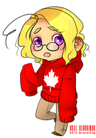 I'm Canada! by Lil-Wang