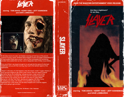 Movie Spoof: Slayer by MrAngryDog