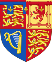 Prince George's coat of arms by Leoninia