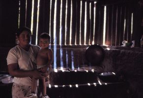 Nicaragua, Mother and Child by hellosarajevo