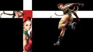 Cammy PS3 Wallpaper by ZeroKriz