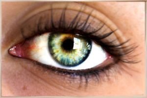 Green eye by haley-loves-you
