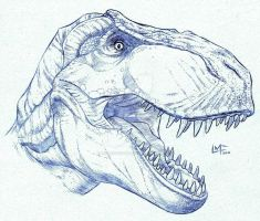 T-Rex ... re-scanned by LeeFerguson