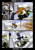 DU: VENGEANCE PART 3 - Page 5 by VexusVersion