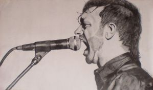 Rise Against by Acrylix91