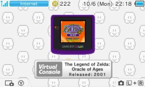 The Legend of Zelda:  Oracle of Ages by UKD-DAWG