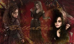 Bellatrix Wallpaper by QueenDevious