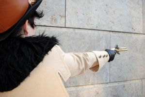 Reaver Cosplay- the shot by Layen
