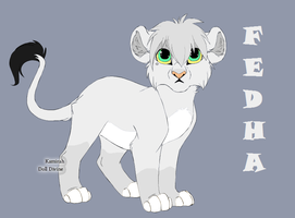 Fedha -placeholder- by Pinksneasel