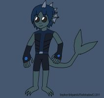 Prince Reef updated by Flashshadow