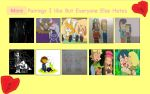More Pairings I Like but Others Hate by mariosonicfan16