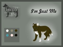 Haunted I'm Just Me by HauntedArea