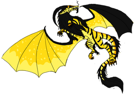 DRAW TO ADOPT - Dragon by lover-of-the-Drow