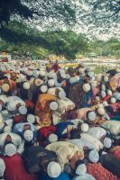 Eid Prayers by ehabm