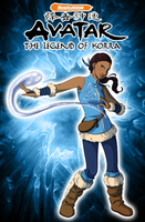 Legend Of Korra OC - Sakari by dreamchaser21