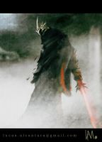 The Nazgul by lucasalcantara