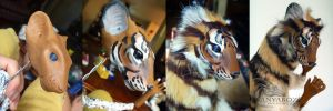 Tiger Room Guardian Process by AnyaBoz