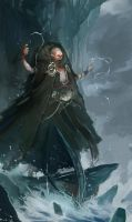 Water Wizard by Colorbind