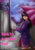 .:11.000 - Purple Sky:. by miku-dchan