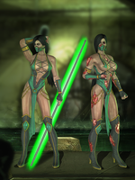 Jade Primary - Mortal Kombat 9 by romero1718