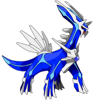 Dialga Vector by Gokunks