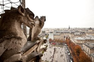 Protectors of the Notre Dame by Pensquared4life