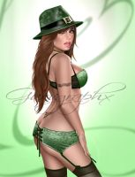 St. Patty girl 012 by GARV23