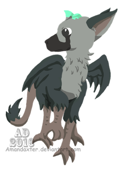 Trico -The Last Guardian- by Amandaxter