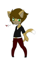 Claud Chibthing by CataclysmicRemedy