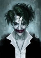 Empty Joker by cheatingly