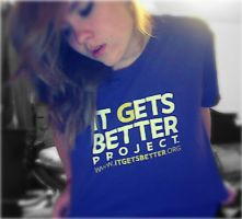 It Gets Better Project by UnicornOnSteroids