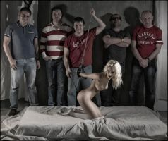 Natali and photographers by photoport