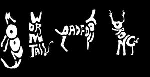 Messrs Moony, Wormtail, Padfoot and Prongs. by cookiemonster1597