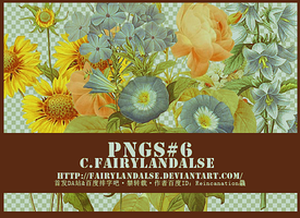 PNGS*6 by Fairylandalse