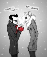 Make The Yuletide Gay by fauxholmes
